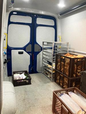 Praxiserfahrung von Bäckerei Intjen e-Crafter mit Hygieneausbau