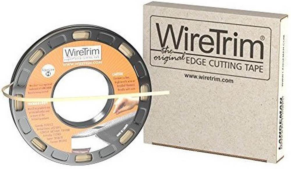 Fiberline von WireTrim Abklebeband