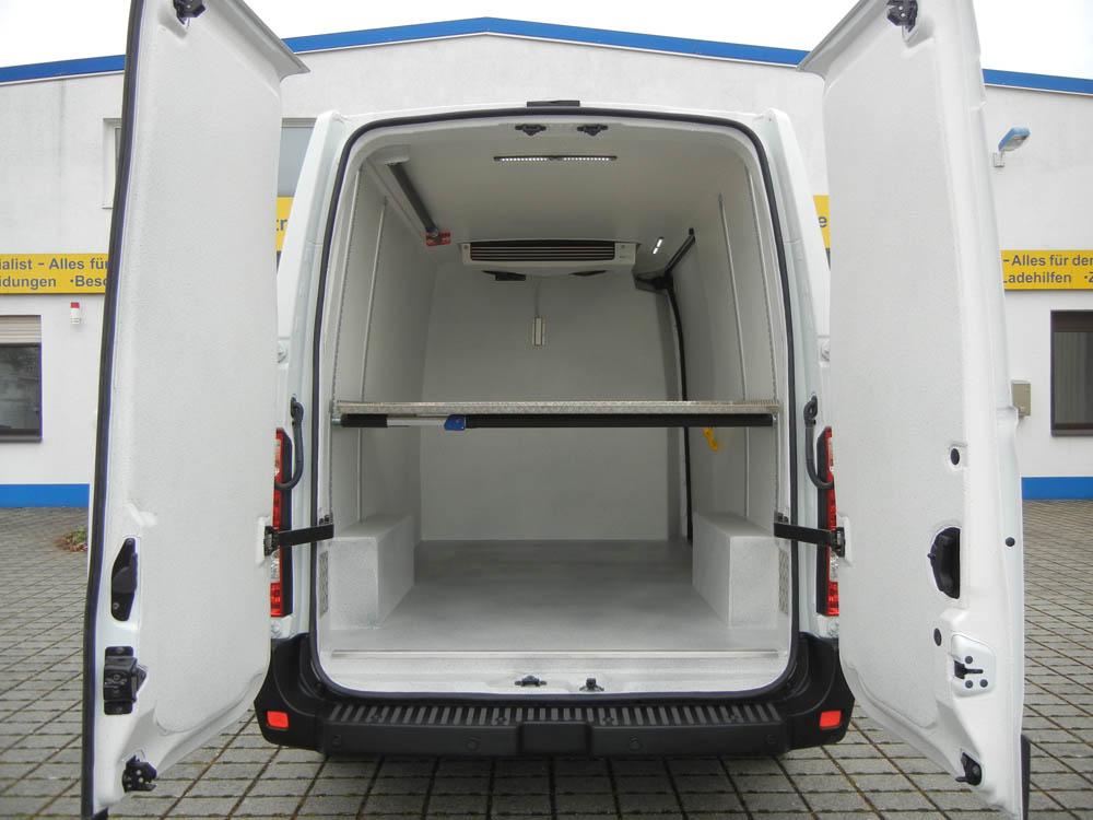 Kühlfahrzeug Trans-Fresh der Tafel zum Lebensmitteltransport