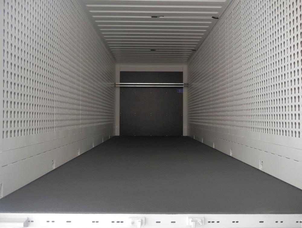 LKW Beschichtung zur Ladungssicherung
