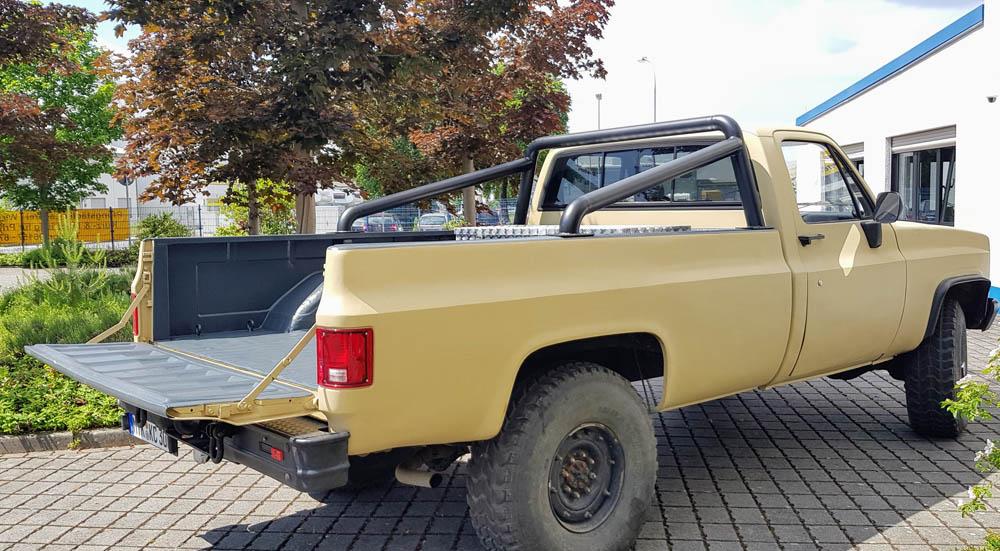 Pick-Up Ladeflächenbeschichtung zum dauerhaften Schutz